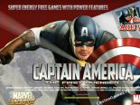 jocuri casino aparate Captain America Playtech