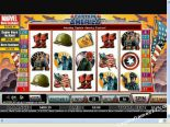 jocuri casino aparate Captain America CryptoLogic