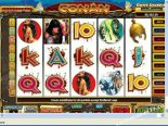 jocuri casino aparate Conan The Barbarian CryptoLogic