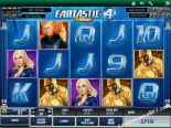 jocuri casino aparate Fantastic Four Playtech
