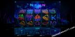 jocuri casino aparate Neon Reels iSoftBet
