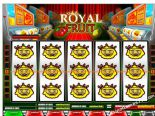 jocuri casino aparate Royal Fruit B3W Slots